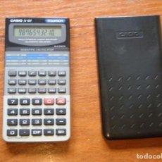 Antigüedades: CALCULADORA CASIO FX-500 FX500 FUNCIONANDO. Lote 262272275