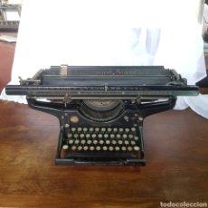 Antigüedades: UNDERWOOD STANDARD TYPEWRITER 18 IN. MUY RARA. Lote 262275485