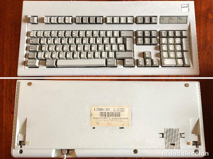 Antigüedades: IBM XT Model 286 - CPU 5162 / MONITOR 5151 / TECLADO XT-286 515X / IMPRESORA 4202 / RECIBOS LOGIC - Foto 4 - 262294415