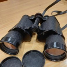 Antigüedades: PRISMÁTICOS LEEADLER NURNBERG-16 12X50 JAGERMEISTER PANORAMA + FUNDA. Lote 262376035