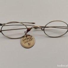 Antigüedades: JOY-1618. MONTURA PARA GAFAS DE NIQUEL. PRINCIPIOS .XX.. Lote 262382660