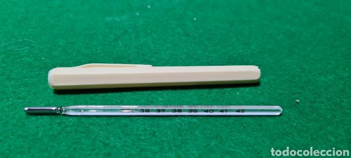 Antigüedades: Termometro de Mercurio ISKRA. - Foto 2 - 262401500