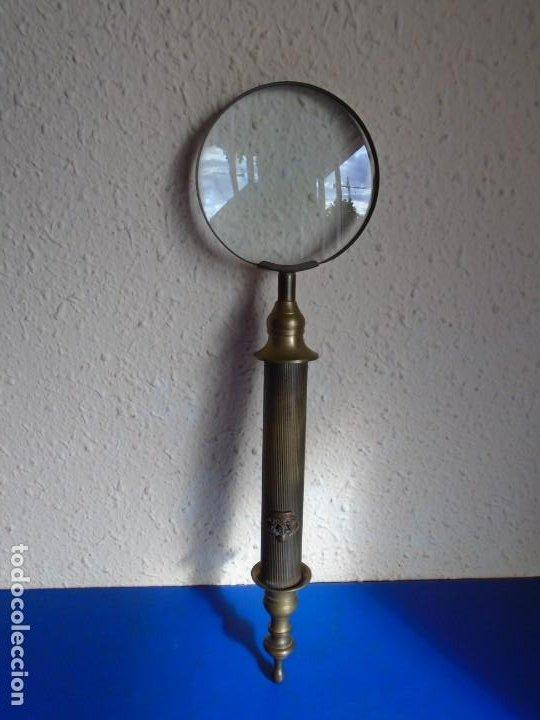 Antigüedades: (VID-210500)LUPA ALFONSINA GRANDES DIMENSIONES - Foto 2 - 262406500