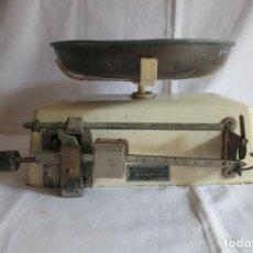 Antigüedades: BALANZA DE 5 KILOS DINAMICA DE J AGUILAR. Lote 262509850