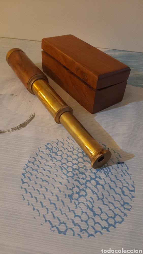 Antigüedades: CATALEJO con caja original - Foto 3 - 262642300