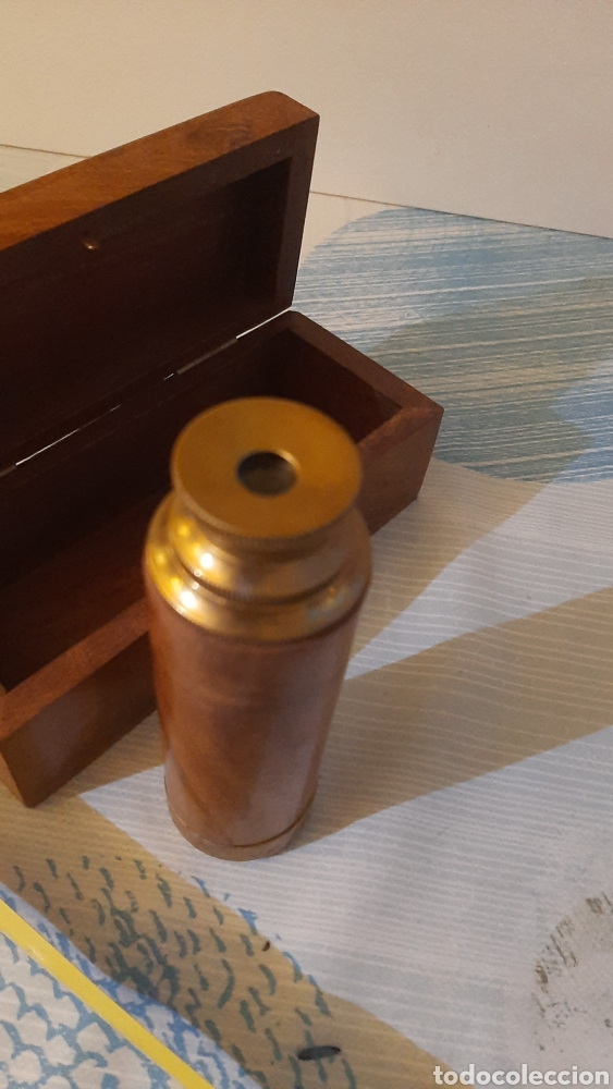 Antigüedades: CATALEJO con caja original - Foto 11 - 262642300