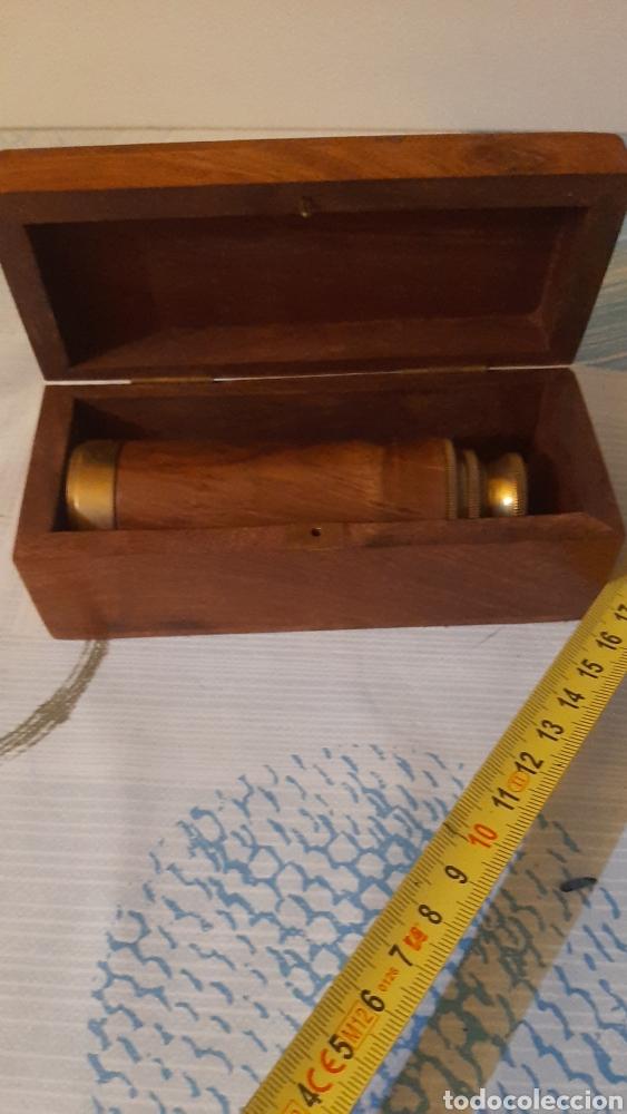 Antigüedades: CATALEJO con caja original - Foto 13 - 262642300