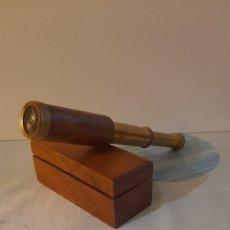 Antigüedades: CATALEJO CON CAJA ORIGINAL. Lote 262642300