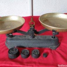 Antigüedades: ANTIGUA BASCULA VULCANO 10KG. Lote 262652455