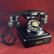 Teléfonos: ANTIGUO TELÉFONO METAL 5508A, DE STANDARD ELÉCTRICA, PARA LA CTNE. Lote 262710530