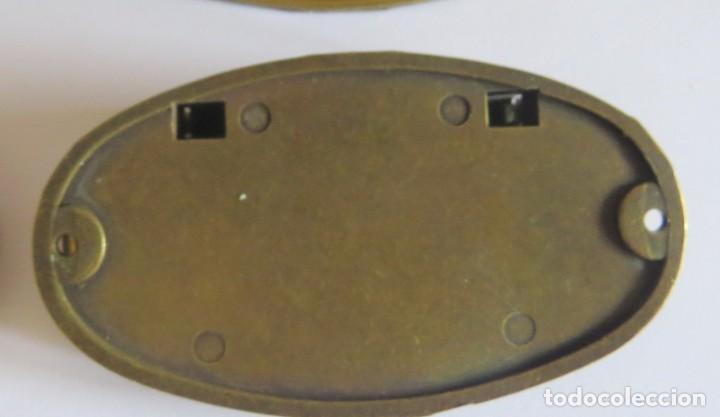 Antigüedades: LOTE DE CUATRO TIRADORES PARA CAJONES - Foto 6 - 262737910