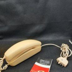 Telefones: ANTIGUO TELÉFONO GÓNDOLA CON MANUAL DE INSTRUCCIONES. Lote 262808930