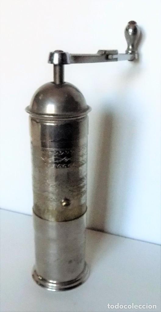 Antigüedades: MOLINILLO DE CAFÉ MARCA Pe. De. MODELO 461. ALEMANIA. CA. 1920/1955 - Foto 5 - 262854340