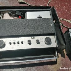 Antigüedades: ELECTROCARDIOGRAMA MAQUINA. Lote 262892295