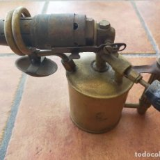 Antigüedades: LAMPARILLA SOLDAR MARCA SERROT. Lote 262895245