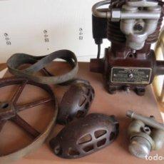 Antigüedades: ANTIGUO COMPRESSOR RITTER DENTISTA - MADE GERMANY - BRITISH PATENT. Lote 262899625
