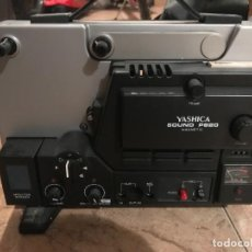Antigüedades: PROYECTOR SUPER 8MM YASHICA SOUND P820. Lote 262907030
