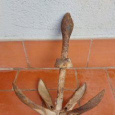 Antigüedades: ANTIGUA ANCLA REZON. Lote 262928090
