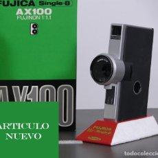 Antigüedades: CAMARA DE CINE FUJI SINGLE 8 NUEVA COMPLETA SIN ESTRENAR. Lote 262939375
