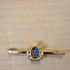 Antigüedades: PASADOR DE CORBATA DE MARINA (P--12 LAYA). Lote 263026595