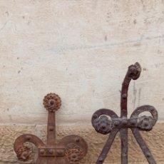 Antigüedades: HIERROS SIGLO XVI. Lote 263071410