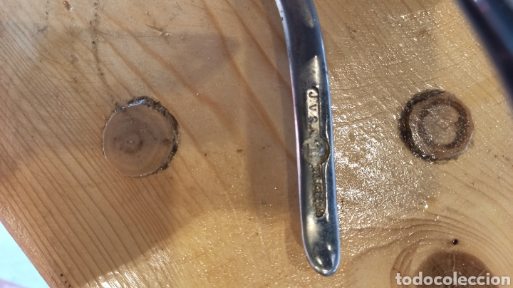 Antigüedades: Máquina de cortar el pelo marca palmera - Foto 5 - 263119410