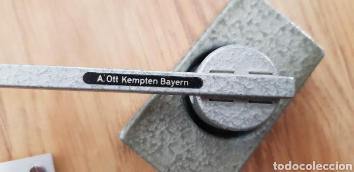 Antigüedades: Planímetro A. Ott Kempten Bayern Tipo 31 - Foto 3 - 263175120