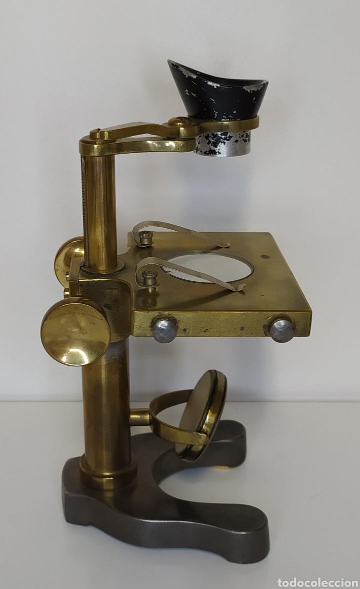 ANTIGUO MICROSCOPIO DE DISECCIÓN WATSON & SONS LTD. LONDON. C.1900 (Antigüedades - Técnicas - Instrumentos Ópticos - Microscopios Antiguos)