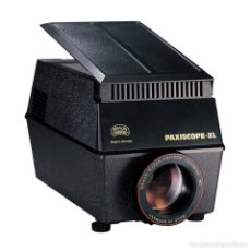 Antigüedades: PROYECTOR DE OPACOS.BRAUN PAXISCOPE XL .IMPECABLE.. Lote 263253610