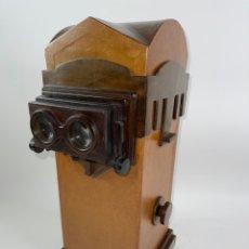 Antiquités: VISOR PARA FOTOGRAFIAS ESTEREOSCOPICAS. PRINCIPIOS S.XX.. Lote 263289435