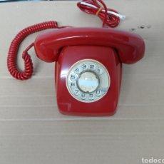 Teléfonos: TELEFONO HERALDO ROJO. Lote 263552710