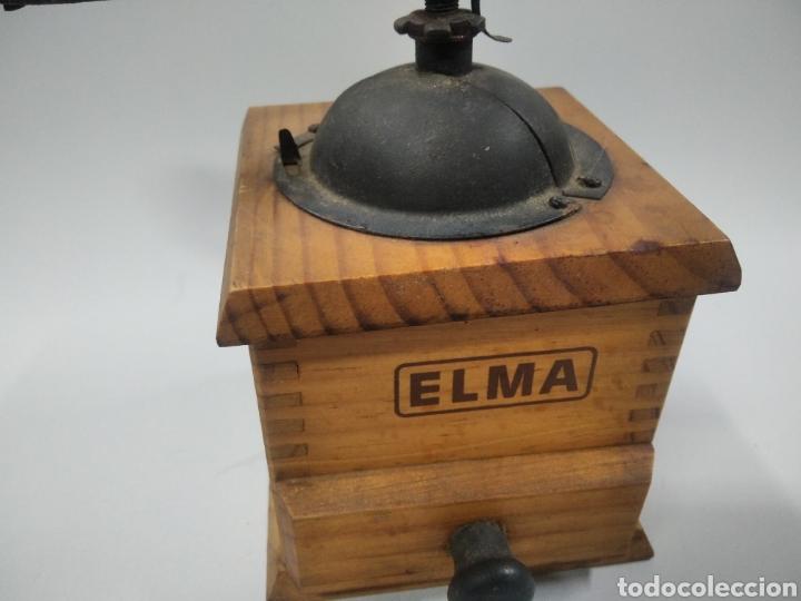 Antigüedades: Molinillo de café Elma - Foto 2 - 263576585
