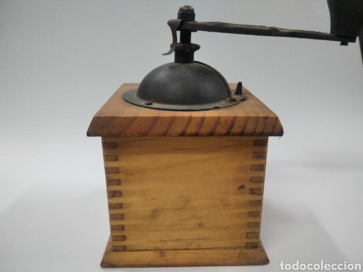 Antigüedades: Molinillo de café Elma - Foto 5 - 263576585