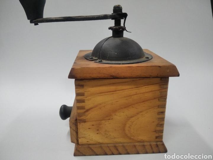 Antigüedades: Molinillo de café Elma - Foto 6 - 263576585