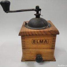 Antigüedades: MOLINILLO DE CAFÉ ELMA. Lote 263576585