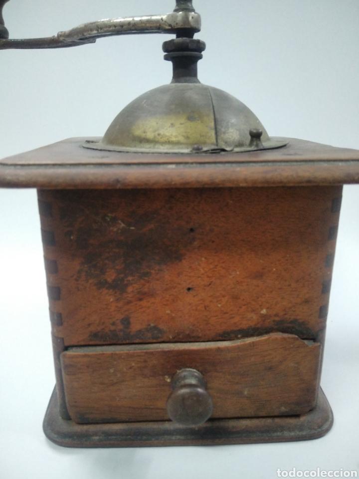 Antigüedades: Antiguo molinillo de café - Foto 2 - 263577120