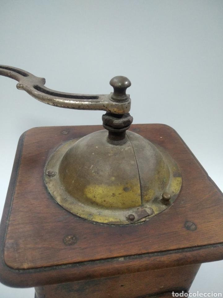 Antigüedades: Antiguo molinillo de café - Foto 3 - 263577120