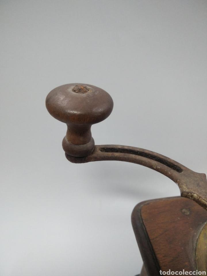 Antigüedades: Antiguo molinillo de café - Foto 4 - 263577120
