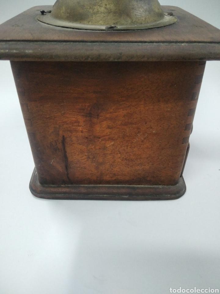 Antigüedades: Antiguo molinillo de café - Foto 5 - 263577120