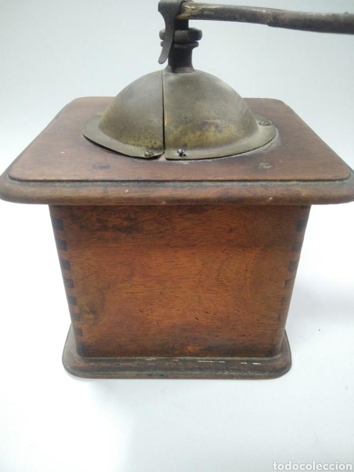 Antigüedades: Antiguo molinillo de café - Foto 6 - 263577120
