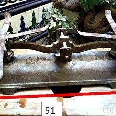 Antigüedades: BALANZA ANTIGUA PARA 5 KILOS.-. Lote 263654580