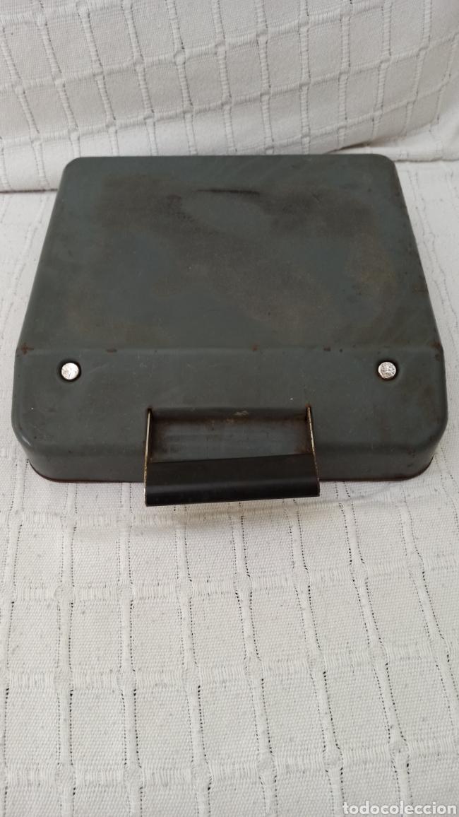 Antigüedades: Máquina de escribir hermes baby Suisse - Foto 2 - 263693880