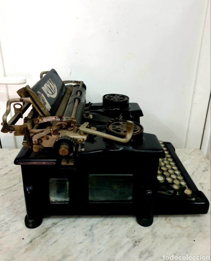 Antigüedades: Máquina de escribir Royal 10 - Foto 2 - 263786110