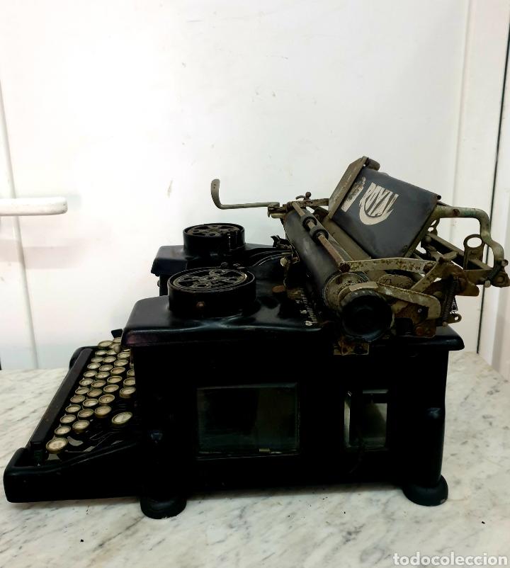 Antigüedades: Máquina de escribir Royal 10 - Foto 3 - 263786110