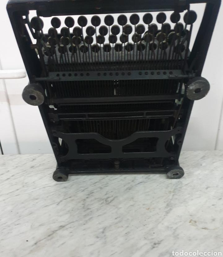 Antigüedades: Máquina de escribir Royal 10 - Foto 6 - 263786110