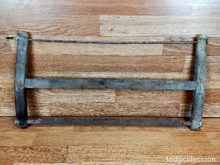SIERRA CARPINTERO (Antigüedades - Técnicas - Herramientas Profesionales - Carpintería )
