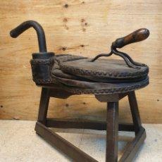 Antigüedades: FUELLE DE BOTERO S.XVIII. Lote 264055610