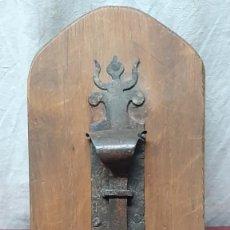 Antigüedades: CIERRE...PESTILLO. Lote 264111420