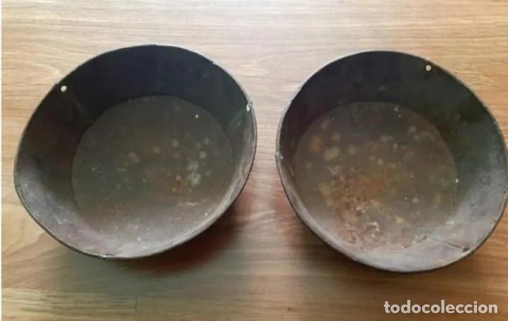 Antigüedades: Básculas de peso y platos - Foto 6 - 264157956