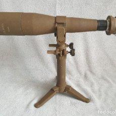 Antiquités: TELESCOPIO MILITAR POLAREX 80MM. Lote 264329760